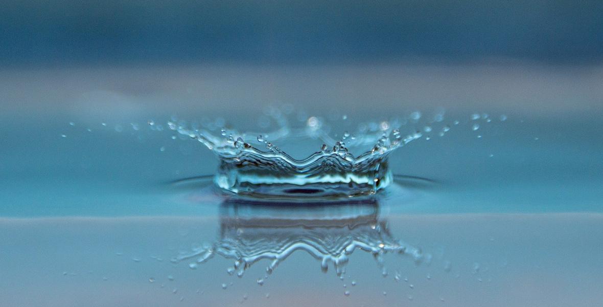 Wasserschutz durch Getreide